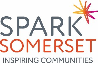 Spark Somerset Inspiring Communities Logo